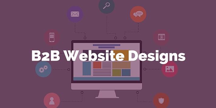 b2b Website Design Ideas