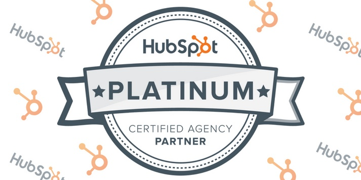 HubSpot Platinum Partner Featured Image