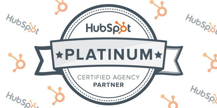 HubSpot Platinum Partner Featured Image