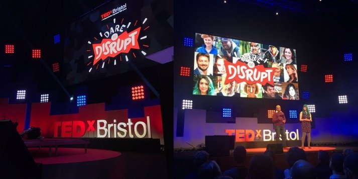 TEDxBristol - A Snapshot Review