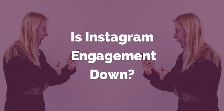 Instagram Hashtag Engagement On The Decline. WTF?