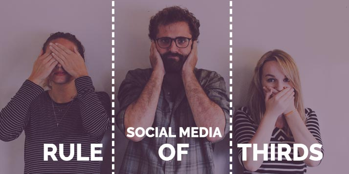 Social Media: The Rule Of Thirds