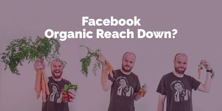 Facebook Organic Reach Down in 2016? Featured Image