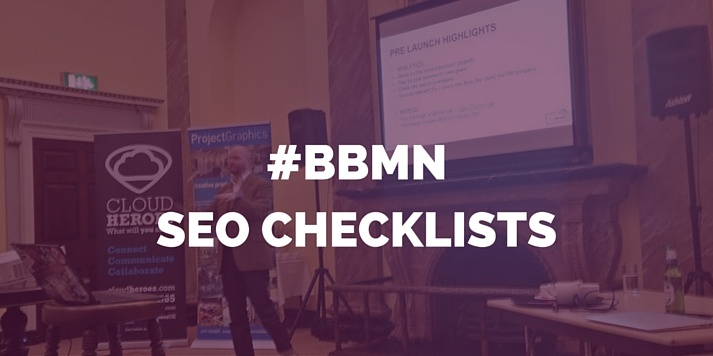SEO Checklists To Make You Rich
