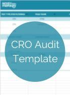 Conversion Rate Optimisation Audit image