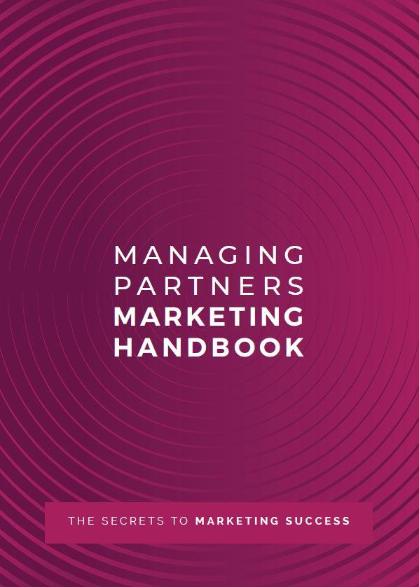 Managing Partner's Marketing Handbook Image