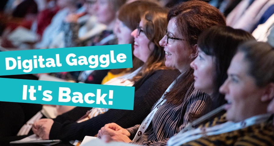 Digital Gaggle - Its back!