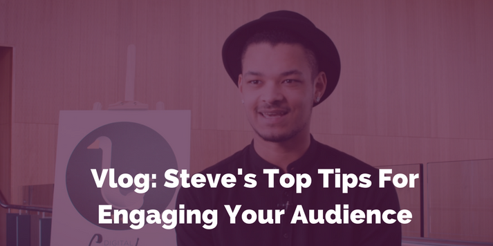 Vlog: Steven Bartlett's Top Tips For Engaging Your Audience