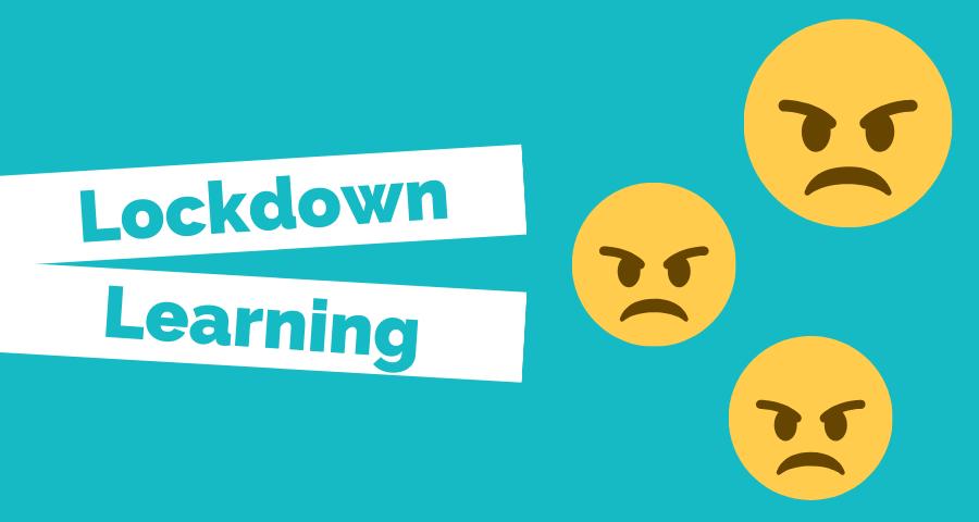 Anger Management in Lockdown