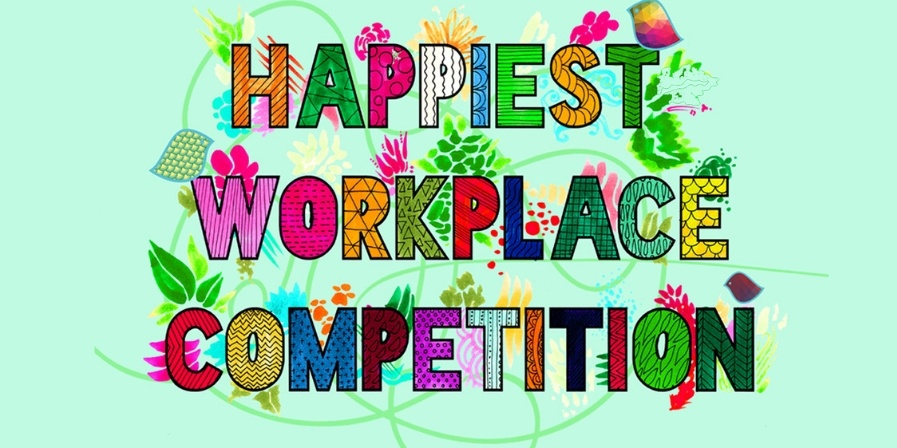 Happiest Workplace Competiton Blog Image