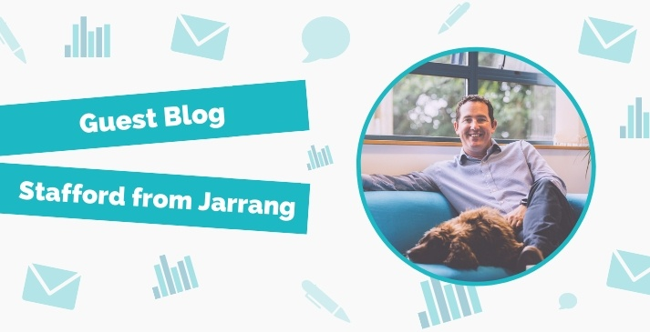 How To Succeed in Email Marketing - Guest Post with Stafford Sumner
