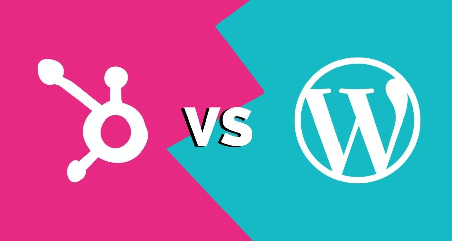 HubSpot CMS vs Wordpress CMS: Which Is Best For Your Business? Featured Image