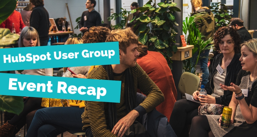 HubSpot User Group May Event Recap