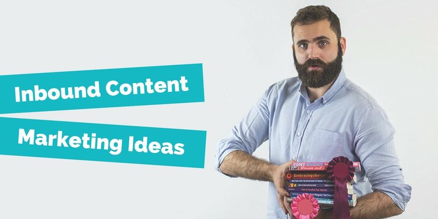 Inbound Content Marketing Ideas