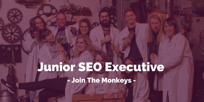 Junior SEO Executive Job - Bristol