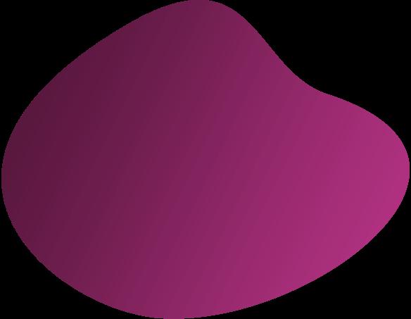 purple-blob