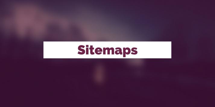 Sitemaps