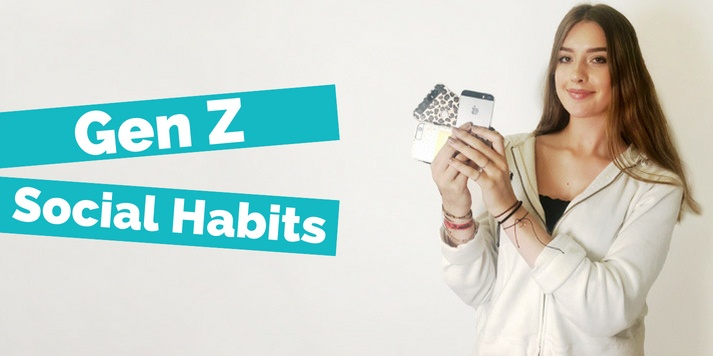 Social Media Habits of Gen Z-1