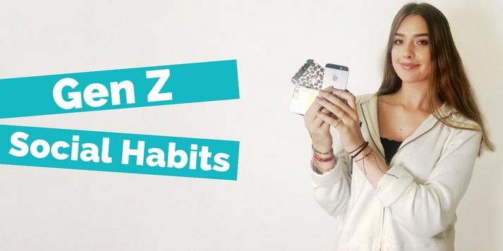 Social Media Habits of Gen Z-1