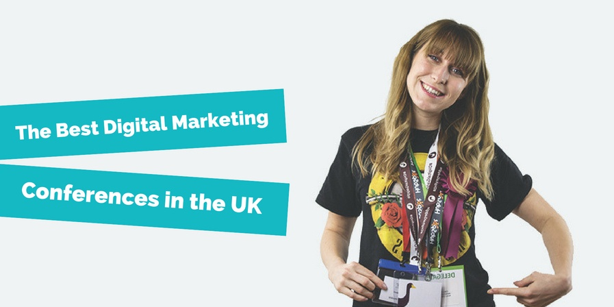 The Best Digital Marketing Conferences In The UK