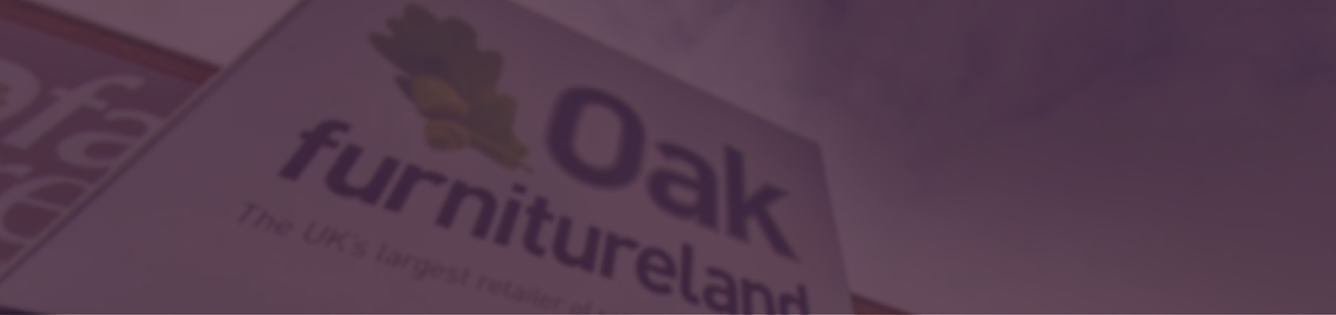 Oak Furniture Land SEO Retailer