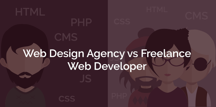 Web Design Agency vs Freelance Web Developer - Which is Right For Your Project? Featured Image
